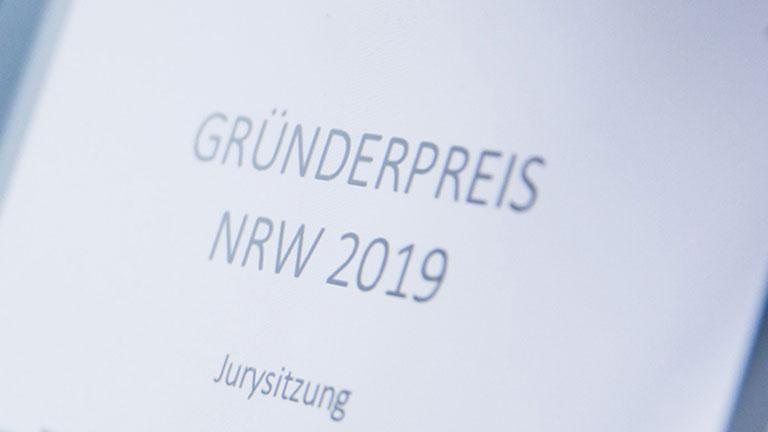 Gründerpreis NRW 2019